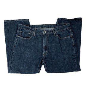 Levis Mens 559 Straight Leg Jeans Size 40x30